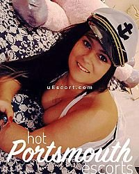 Monica - Female escort in Portsmouth