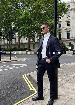 Ronaldo Matos Male escorts London