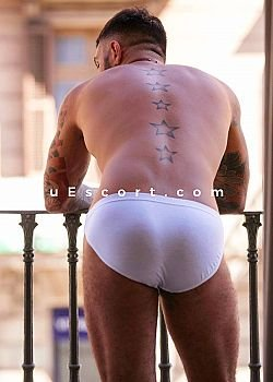 BIGMARCO Male escorts London
