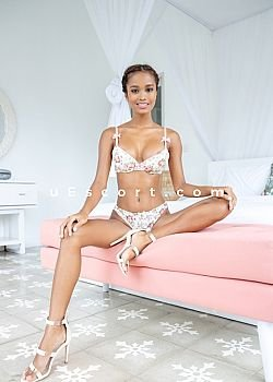 Caramel Angel Escort girl London