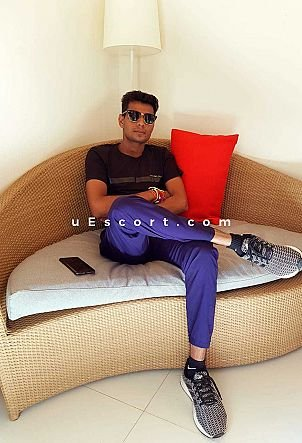 Rohit Kumar - Male escort in Abberton