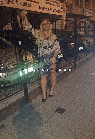 saranda - Girl escort in London