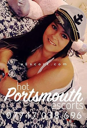Monica - Girl escort in Portsmouth