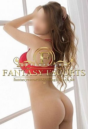 VANESSA - Girl escort in Birmingham
