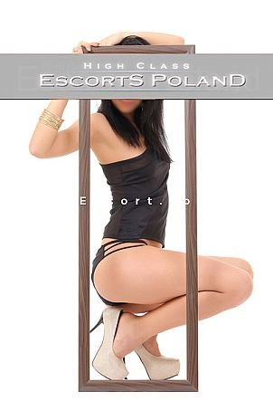 Francesca - Girl escort in London