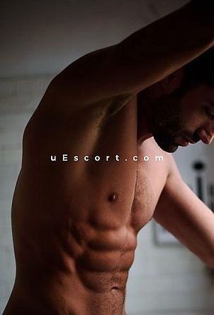 leon - Male escort in London