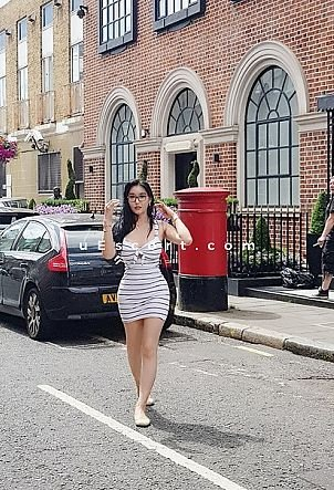 left london back October - Girl escort in London