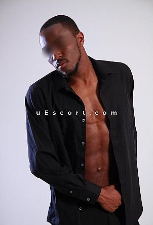 TJ Jackson - Male escort in London