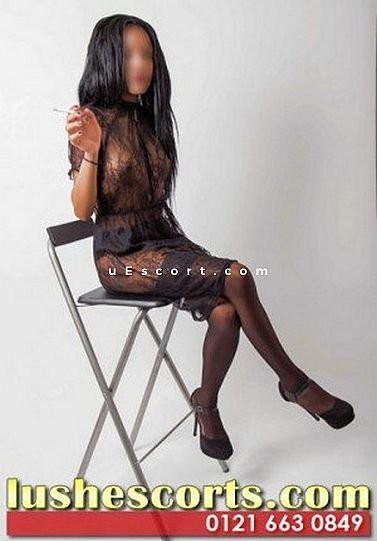 Sensai - Girl escort in Birmingham