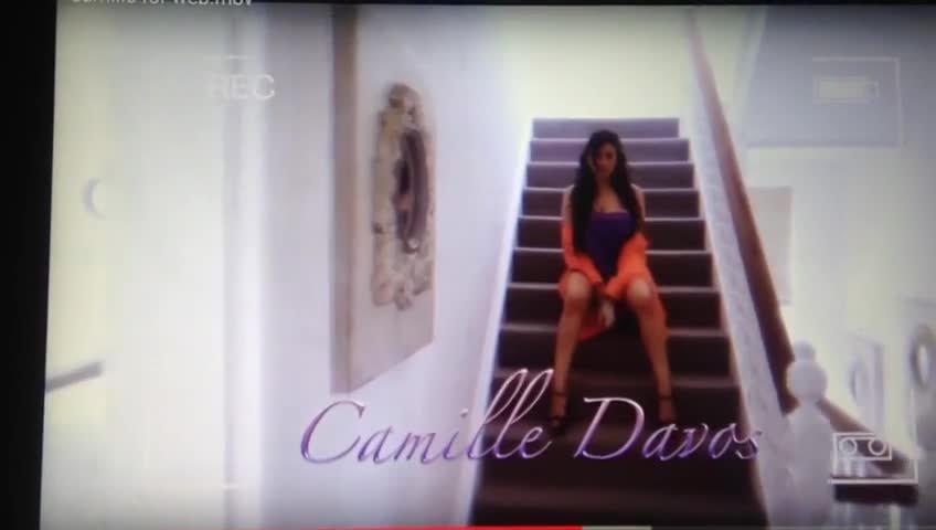 Video escort Girl Camille Davos
